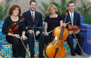 The Giovanni String Quartet of Albuquerque, NM